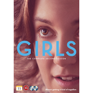 Girls - Sesong 2 (DVD)