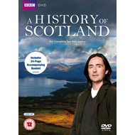 A History Of Scotland (UK-import) (DVD)