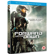 Halo 4 - Forward Unto Dawn - Deluxe Edition (UK-import) (Blu-ray + DVD)