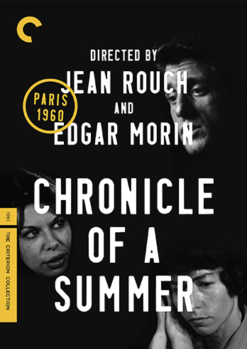 Chronicle Of A Summer - Criterion Collection (DVD - SONE 1)