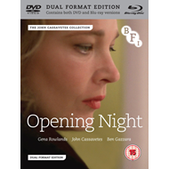 Opening Night (UK-import) (Blu-ray + DVD)