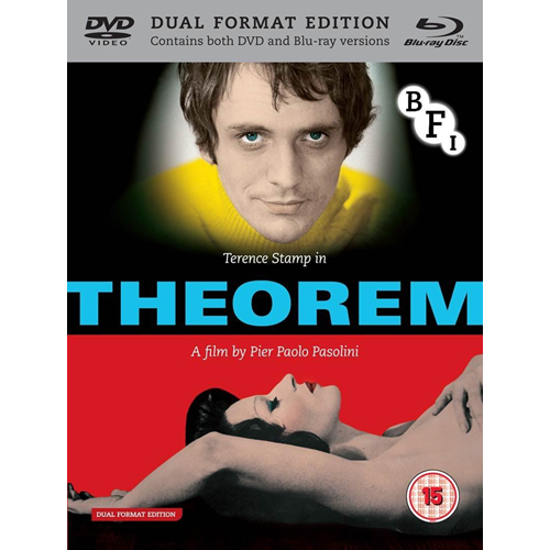 Theorem (UK-import) (Blu-ray + DVD)