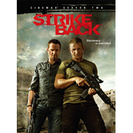 Strike Back - Sesong 2 (DVD)