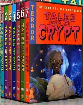 Tales From The Crypt: The Complete Seasons 1-7 (DVD - SONE 1)