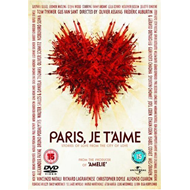 Paris, Je T'Aime (UK-import) (DVD)