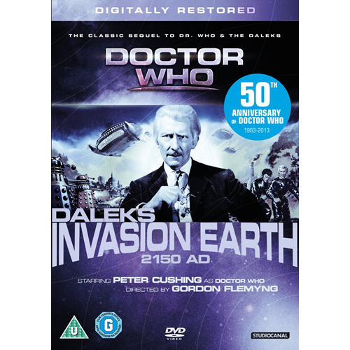 Doctor Who - Daleks Invasion Earth 2150 A.D. (UK-import) (DVD)