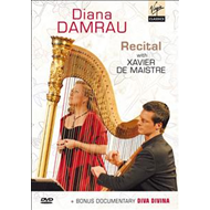 Produktbilde for Diana Damrau - Recital At Baden-Baden / Documentary: Diva Divina (DVD)