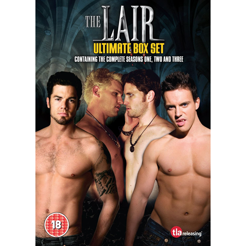 The Lair 1-3 Ultimate Box Set (UK-import) (DVD)