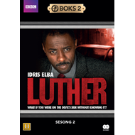 Luther - Sesong 2 (DVD)