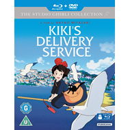 Kiki's Delivery Service (UK-import) (Blu-ray + DVD)