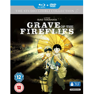 Grave Of The Fireflies (UK-import) (Blu-ray + DVD)