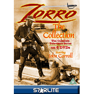 Zorro - The Collection (UK-import) (DVD)