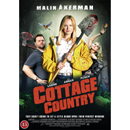 Cottage Country (DK-import) (DVD)