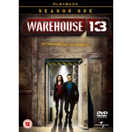 Warehouse 13 - Sesong 1 (UK-import) (DVD)