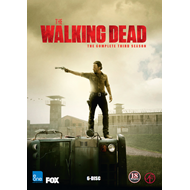 The Walking Dead - Sesong 3 (DVD)