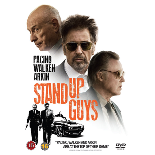 Stand Up Guys (UK-import) (DVD)