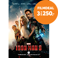 Produktbilde for Iron Man 3 (DVD)