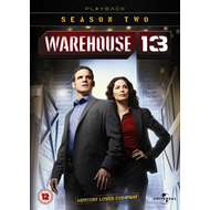 Warehouse 13 - Sesong 2 (UK-import) (DVD)