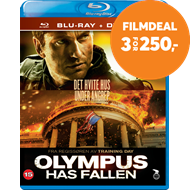 Produktbilde for Olympus Has Fallen (Blu-ray + DVD)