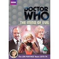 Doctor Who - The Mind Of Evil (UK-import) (DVD)