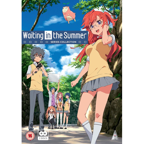 Waiting In The Summer - Series Collection (UK-import) (DVD)
