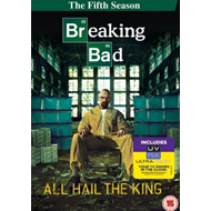 Breaking Bad - Sesong 5 (UK-import) (DVD)