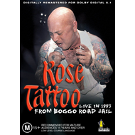 Rose Tattoo - Live In 1993 From Boggo Road Jail (DVD)