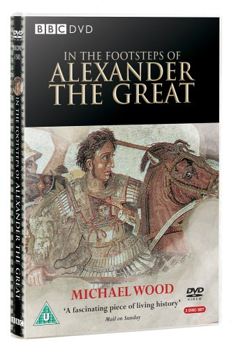 In The Footsteps Of Alexander The Great (UK-import) (DVD)