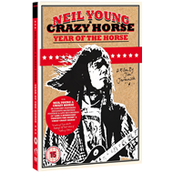 Neil Young & Crazy Horse - Year Of The Horse (UK-import) (DVD)