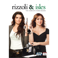 Rizzoli & Isles - Sesong 3 (DVD)