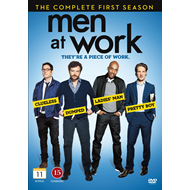 Men At Work - Sesong 1 (DVD)