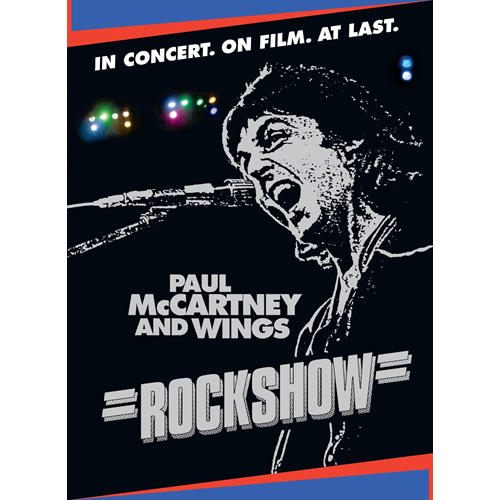 Paul McCartney And Wings - Rockshow (DVD)