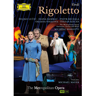 Produktbilde for Verdi: Rigoletto (UK-import) (DVD)