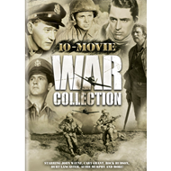 Produktbilde for 10 Movie War Collection (DVD - SONE 1)