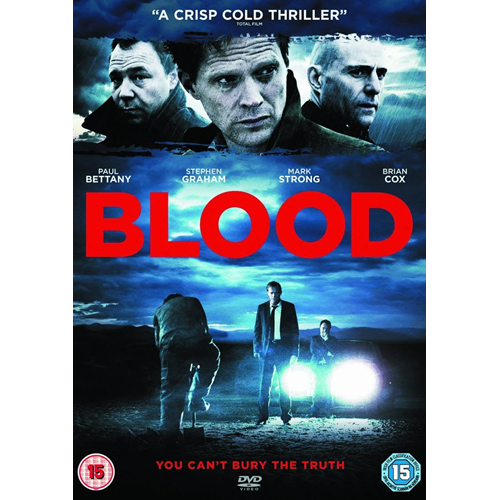 Blood (UK-import) (DVD)