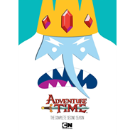 Adventure Time - Sesong 2 (DVD - SONE 1)