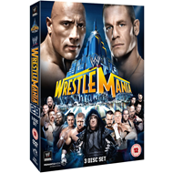 WWE - WrestleMania 29 (UK-import) (DVD)