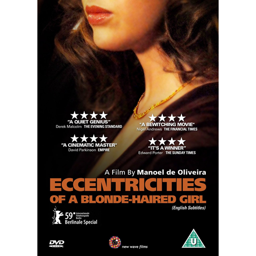 Eccentricities Of A Blonde Haired Girl (UK-import) (DVD)