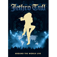 Jethro Tull - Around The World Live (UK-import) (4DVD)