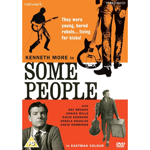 Some People (UK-import) (DVD)