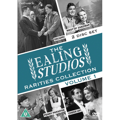 The Ealing Studios Rarities Collection - Volum 1 (UK-import) (DVD)