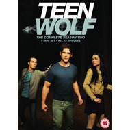 Teen Wolf - Sesong 2 (UK-import) (DVD)