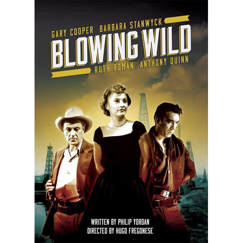Blowing Wild (DVD - SONE 1)