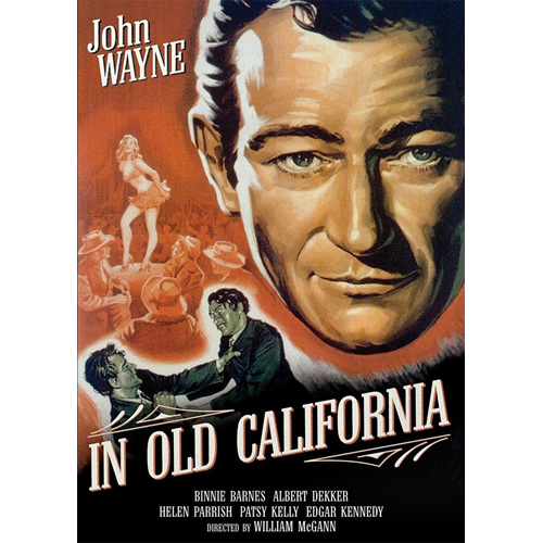 In Old California (DVD - SONE 1)