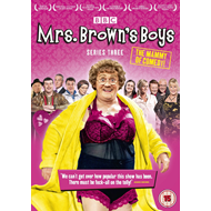 Mrs. Brown's Boys - Sesong 3 (UK-import) (DVD)