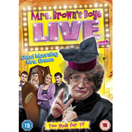 Mrs. Brown's Boys Live Tour - Good Mourning Mrs. Brown (UK-import) (DVD)