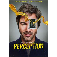 Perception - Sesong 1 (DVD - SONE 1)