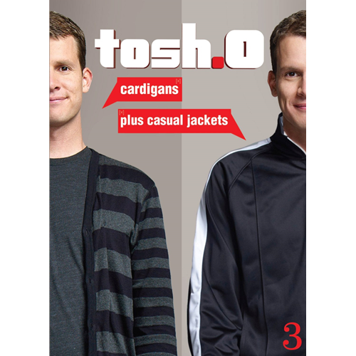 Tosh.0 - Vol. 3 - Cardigans Plus Casual Jackets (DVD - SONE 1)