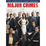 Major Crimes - Sesong 1 (DVD - SONE 1)