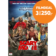Produktbilde for Scary Movie 5 (DVD)